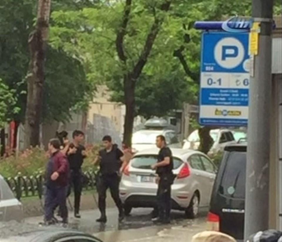 Вглобальной сети появилось видео сместа взрыва вСтамбуле