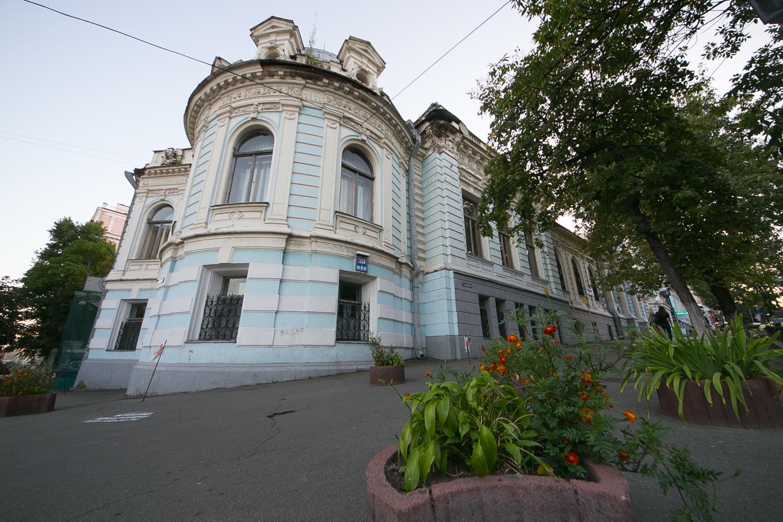 Особняк семьи Терещенко в Киеве