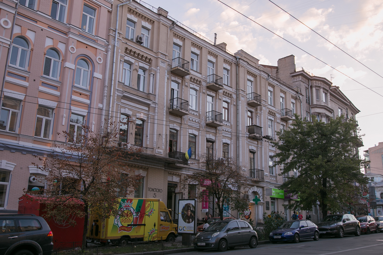 Улица Льва Толстого, 5