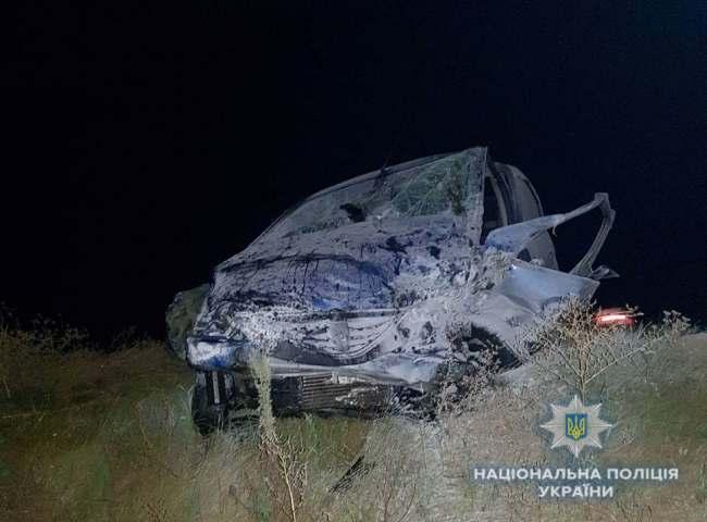 На трассе Борисполь-Днепр произошло ДТП с пятью авто, есть погибшие