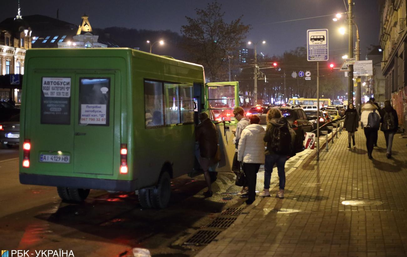 """Кличко рассказал, когда в Киеве полностью исчезнут маршрутки: """"можем вытеснить"""""""