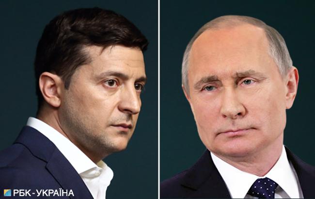 Зеленський і Путін проведуть переговори в Парижі