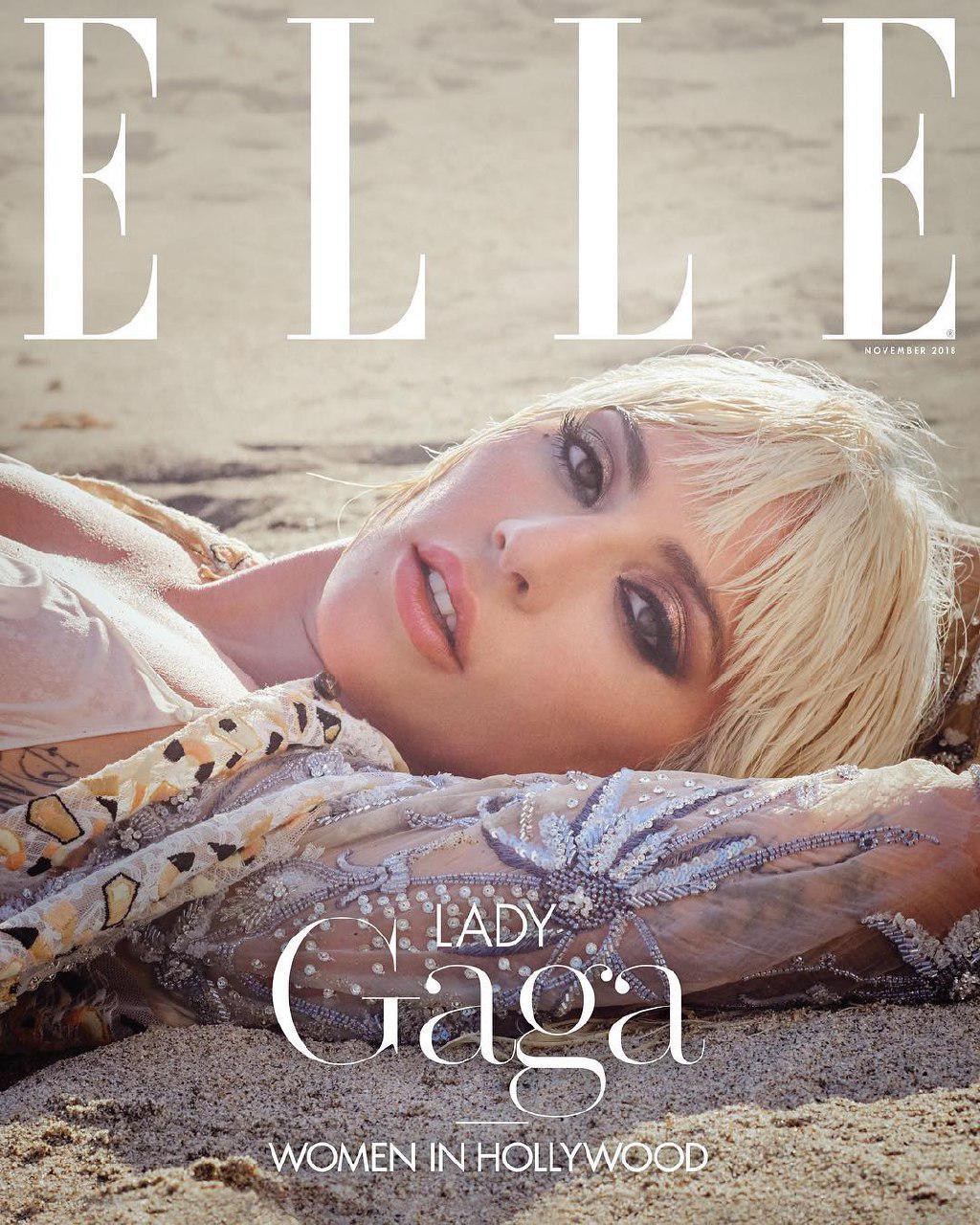Леді Гага знялася топлес для сторінок популярного видання