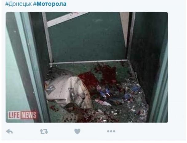 Спикер Минобороны Украины: Мотороле повезло, что его убили