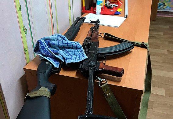 Стрельба вХарькове: девять человек задержаны
