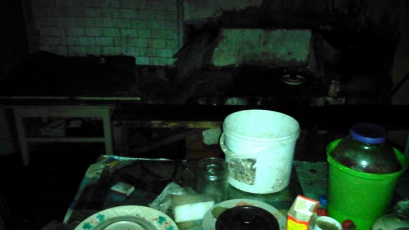 Пожар вчастном доме наПолтавщине унес жизни трех человек,— ГСЧС