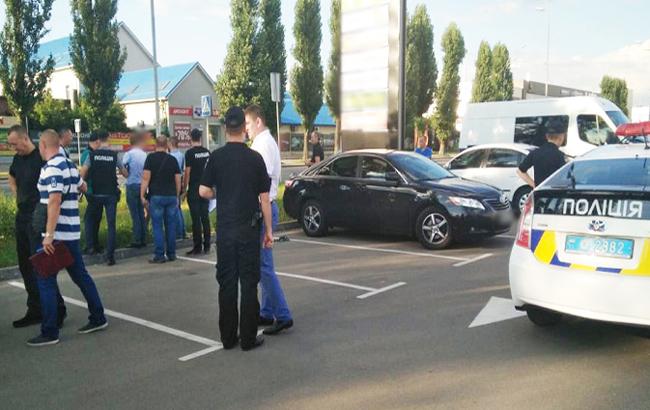 В полиции рассказали подробности стрельбы на Позняках в Киеве