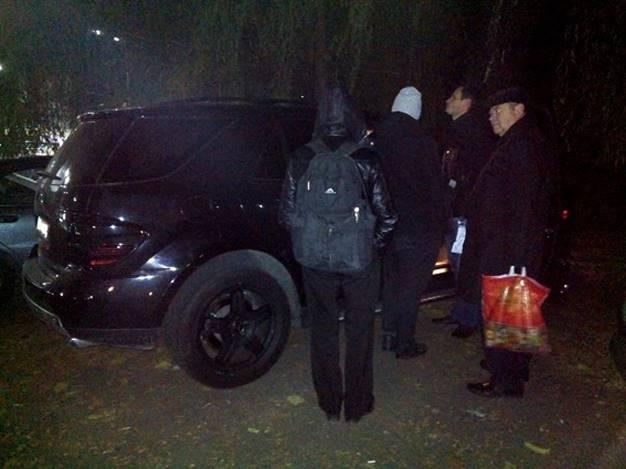 ВКиеве произошла потасовка сострельбой: есть раненые