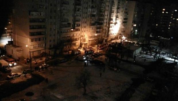 ВСумах произошел взрыв вжилом доме: есть погибшие