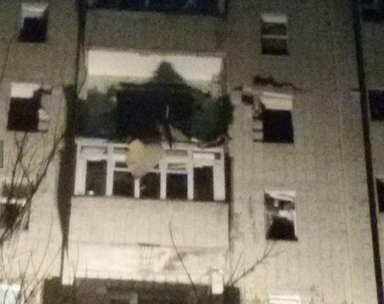 ВСумах произошел смертоносный взрыв вжилом доме