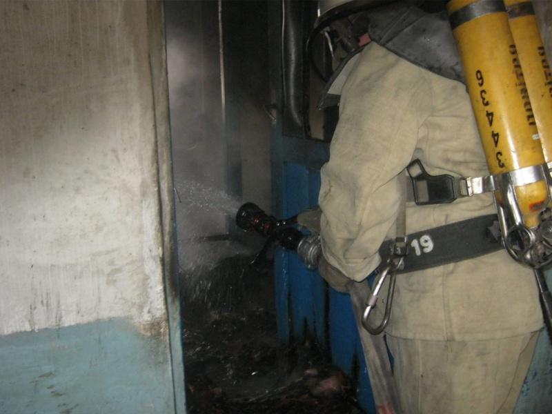 Три человека погибли при пожаре вХерсонской области