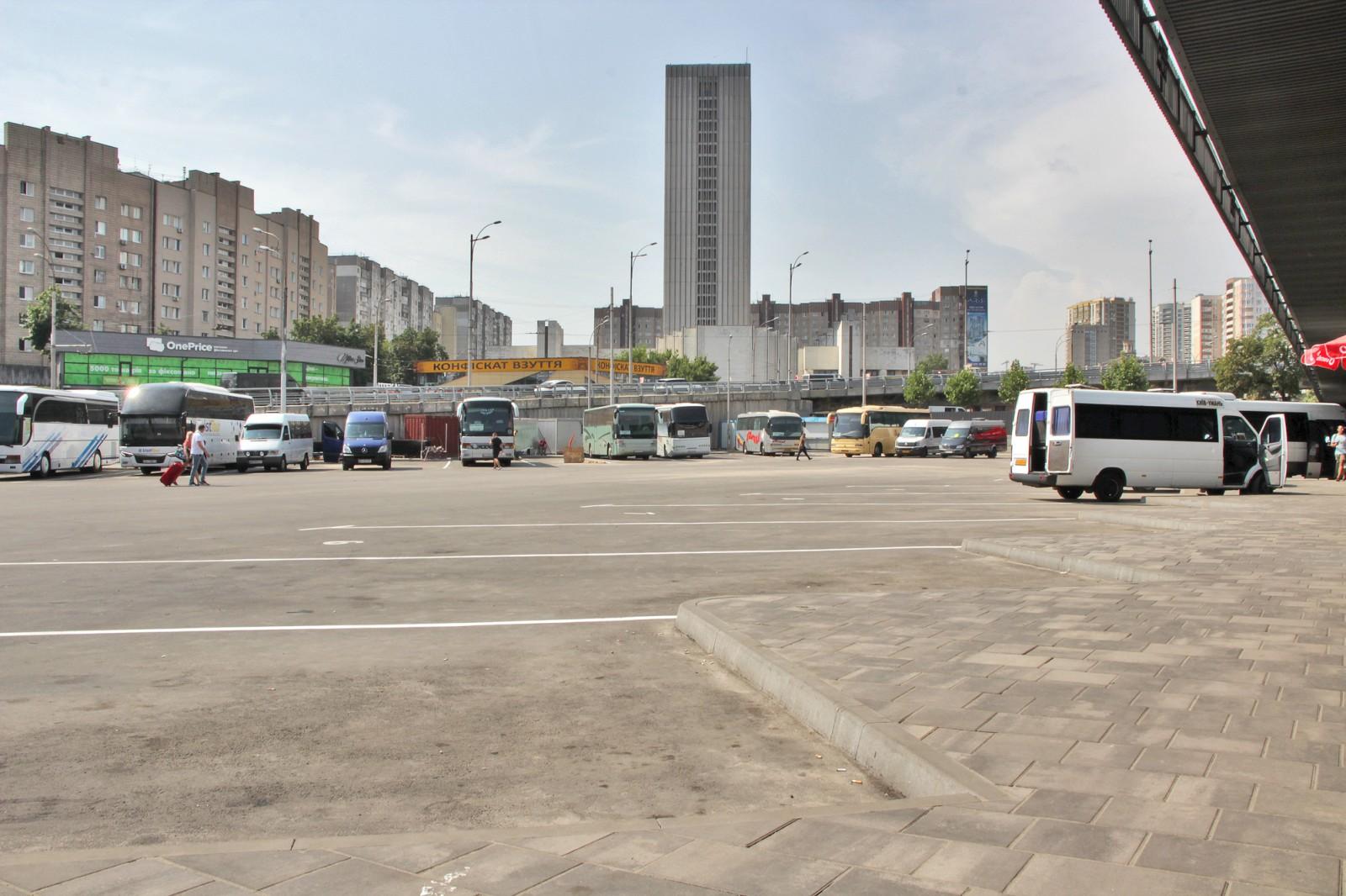У Києві після ремонту відкрився Центральний автовокзал: як він виглядає і що там нового