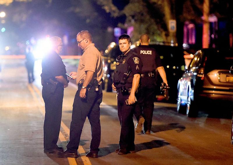 В США неизвестные устроили стрельбу на поминальном обеде, есть раненые