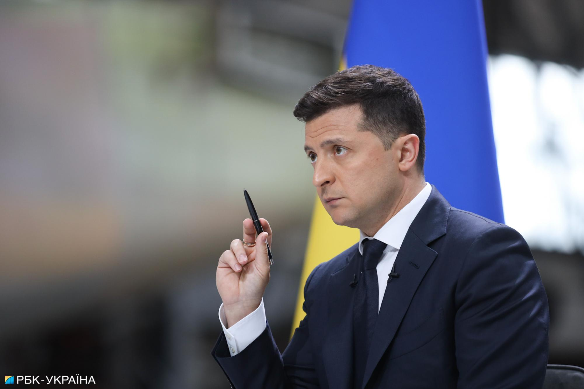 Боротьба з олігархами, Донбас, Путін: про що говорив Зеленський на прес-конференції