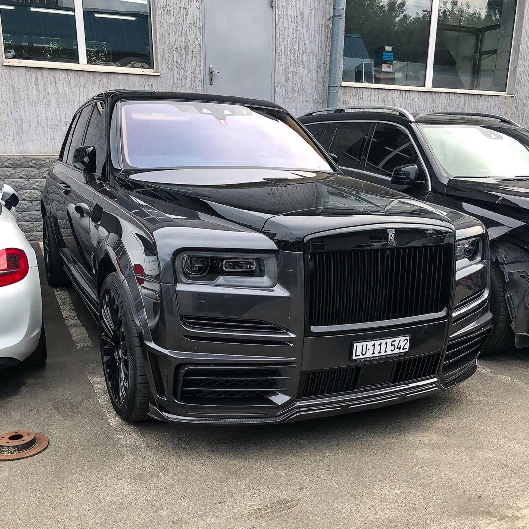 В Киеве заметили дорогущий автомобиль стоимостью 14 миллионов (фото)