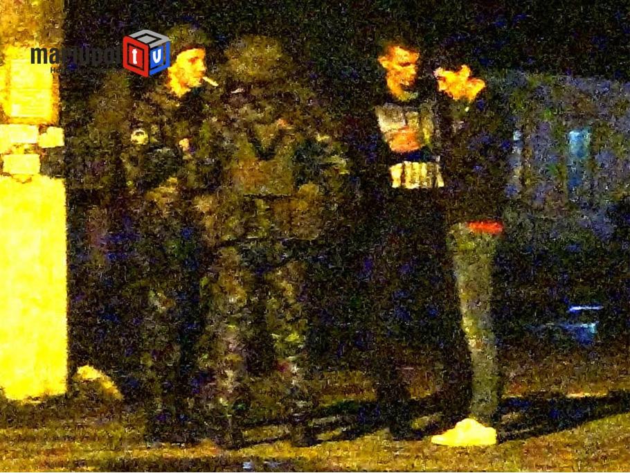 ДТП при участии главы полиции Киева Зозули