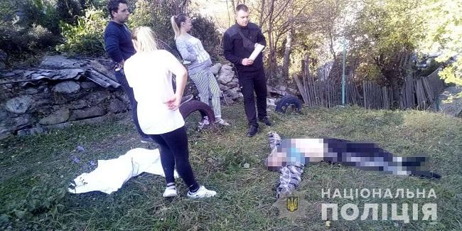 14-річний підліток вбив рідного діда на Закарпатті: усі деталі