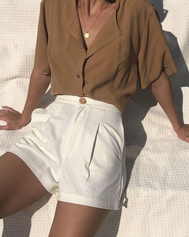 Стильный образ для пляжа: стилист посоветовал модные варианты