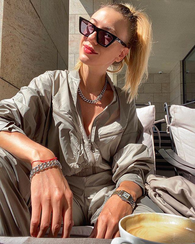 Смотрел подозрительно: стильная Леся Никитюк рассказала о случае в киевской гостинице