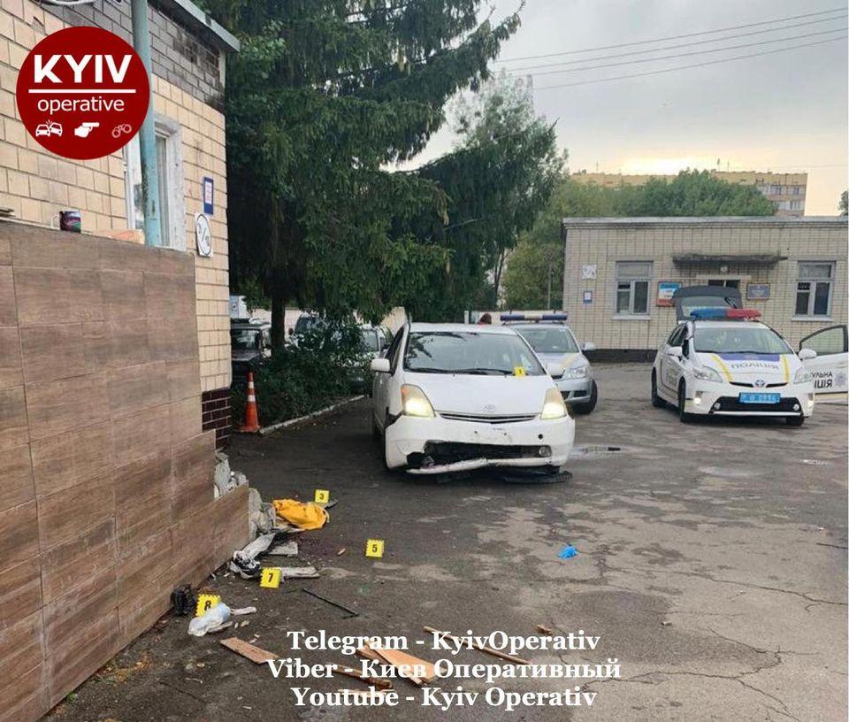 Пьяный майор наехал на трех девушек-курсанток в Киеве: детали жуткого ДТП