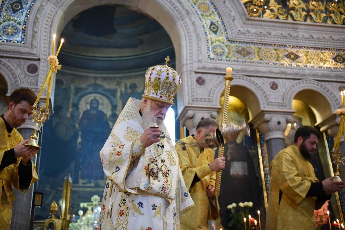 Патриарх Филарет заболел коронавирусом: врачи рассказали о его состоянии