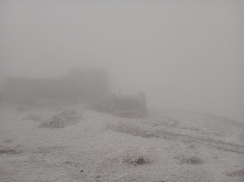Привіт, зима: в Україні випав перший сніг