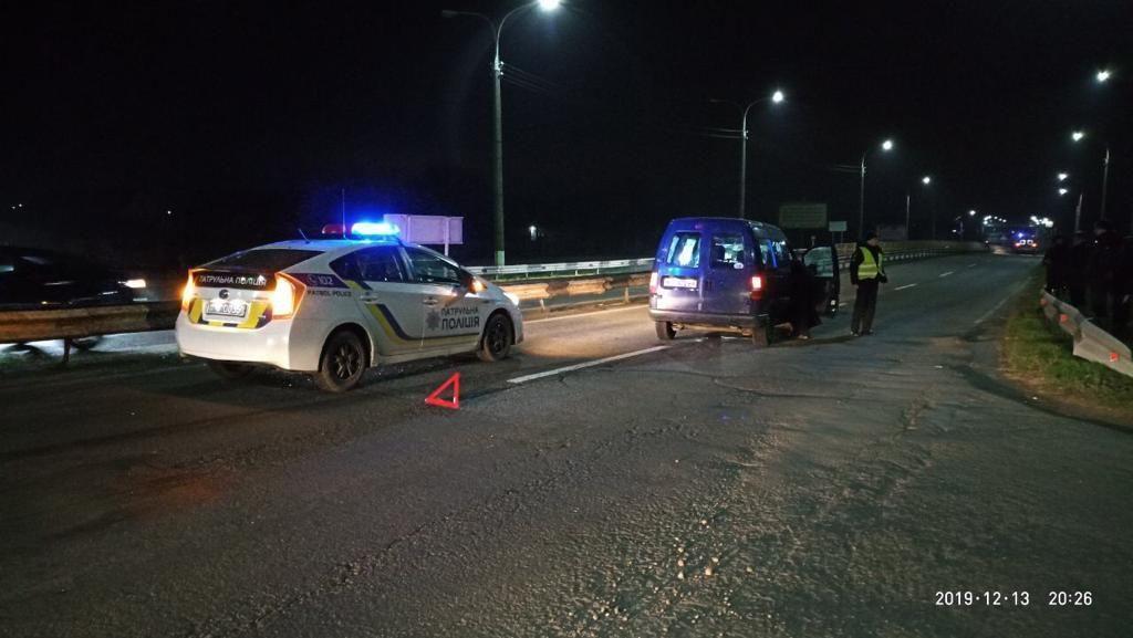 На Херсонщине епископ сбил человека на светофоре, - СМИ