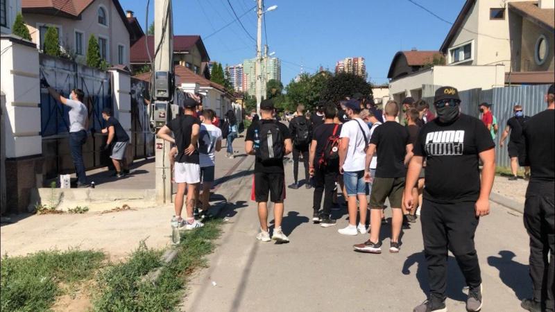 В Харькове произошли стычки между представителями двух партий, есть пострадавшие