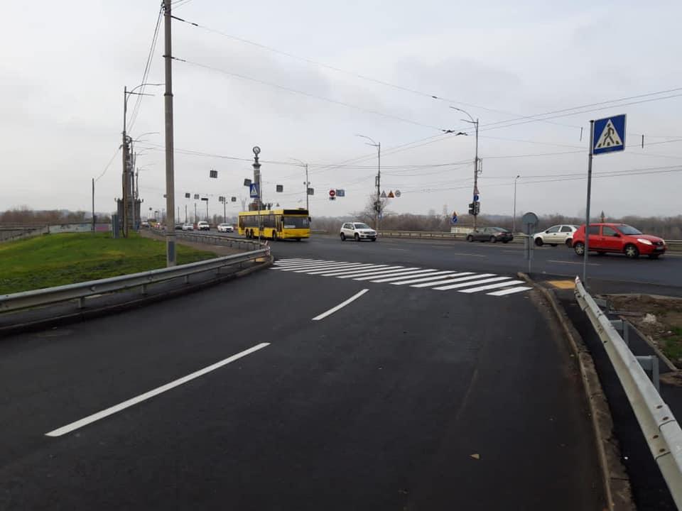 У Києві відкрили розв'язку, яку ремонтували майже 12 років