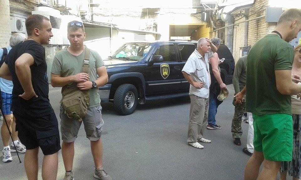 сторонники Лыхолита требуют освободить его