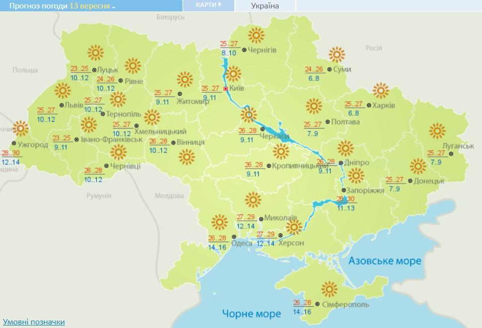 Когда в Украине закончится