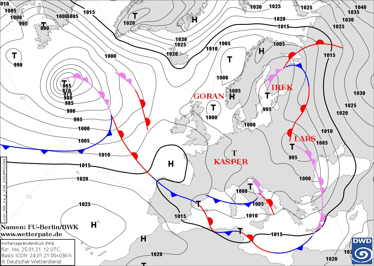 Сильный снег и метели: синоптик резко изменила прогноз
