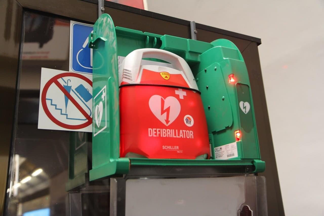 В метро Киева появились необычные устройства: как они выглядят и для чего нужны