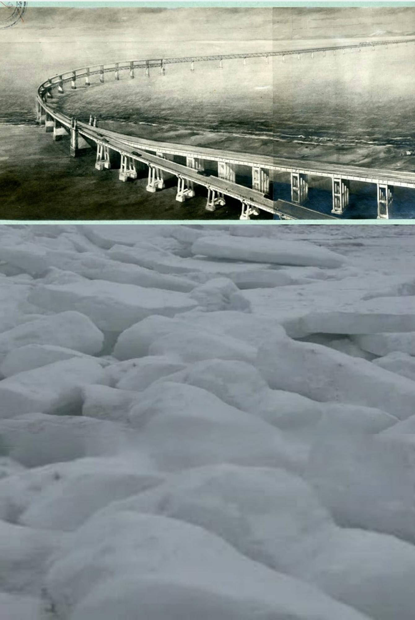 Крымский мост оказался под угрозой из-за случившегося коллапса