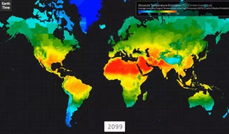 Клімат сильно зміниться: учені попередили про небезпеку через глобальне потепління