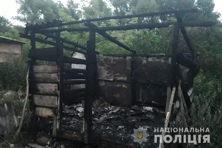 НП під Тернополем: під час пожежі загинула 2-річна дівчинка, поки дорослі дивилися телевізор