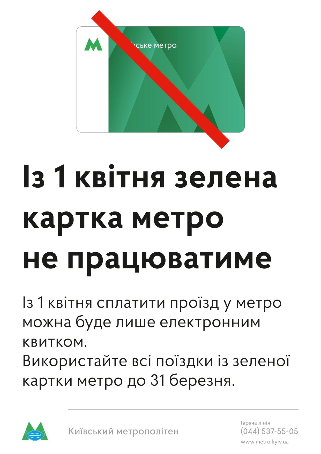 Метро Києва зробило важливу заяву для пасажирів: правила проїзду зміняться