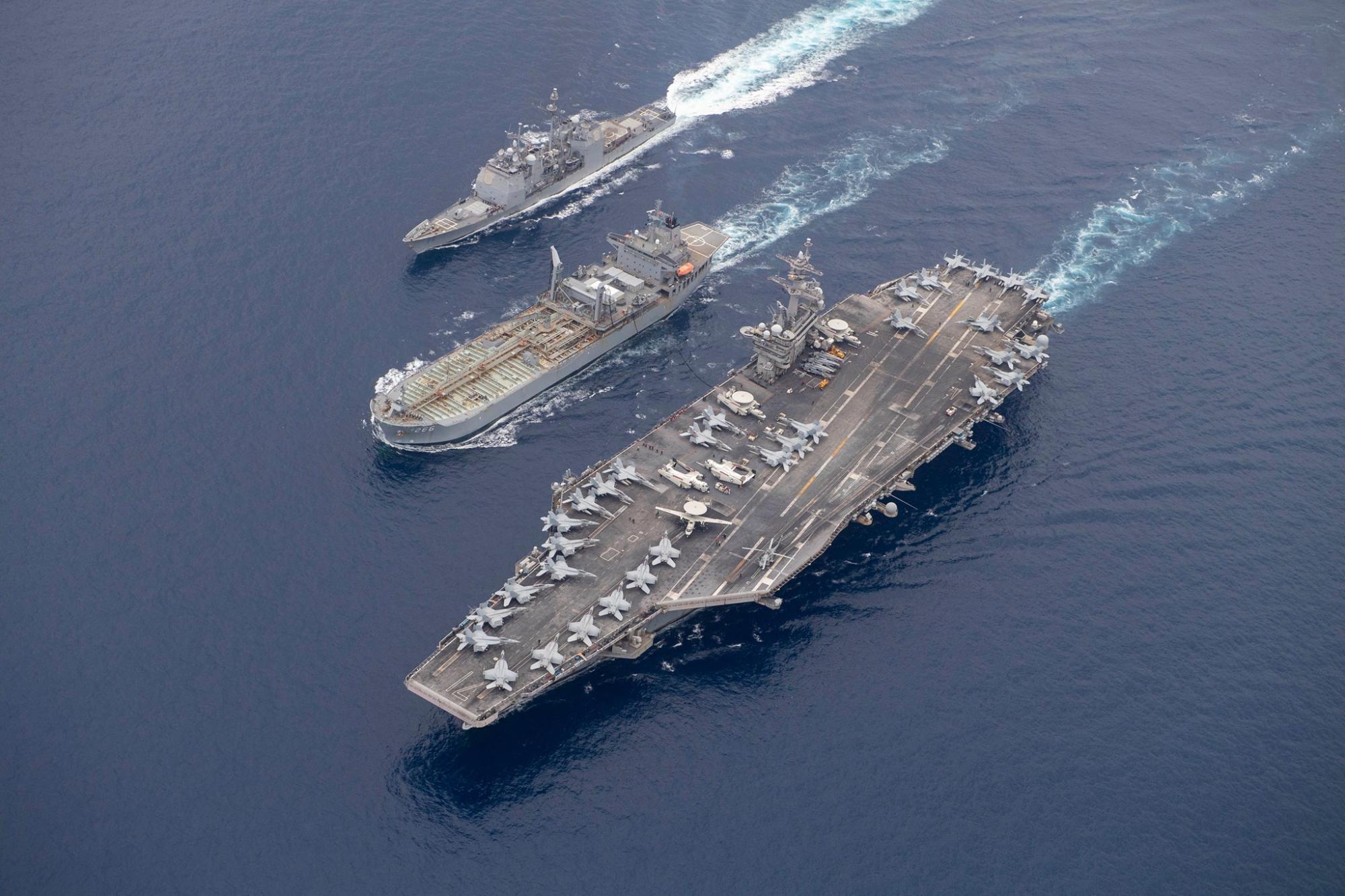 Озброєні до зубів кораблі НАТО увійдуть в Чорне море: ось фото цих есмінців