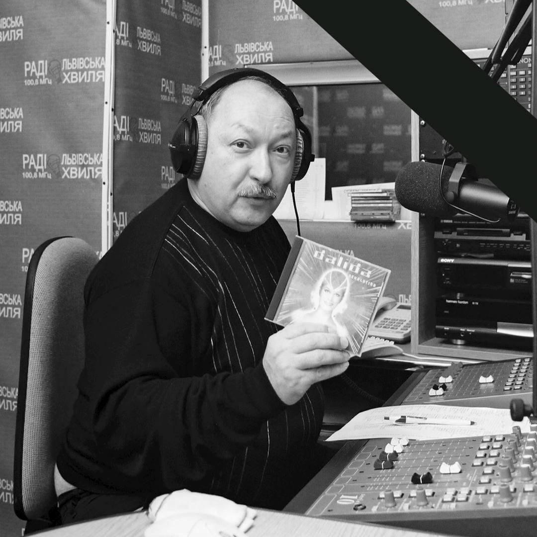 Умер известный украинский радиоведущий: на его передачах выросло не одно поколение