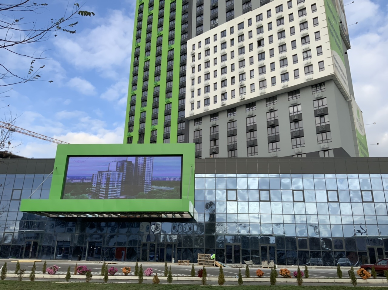 «Olympic Park» – надежное место для большого бизнеса!