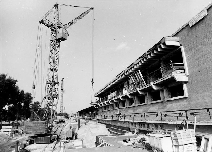 Як виглядав Київ 70 років тому: вражаючі фото з минулого