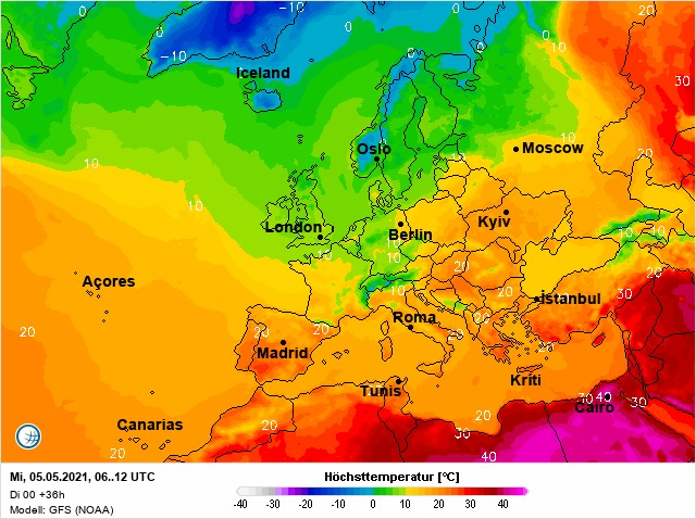 Украина будет одной из самых теплых в Европе: синоптик обрадовала прогнозом