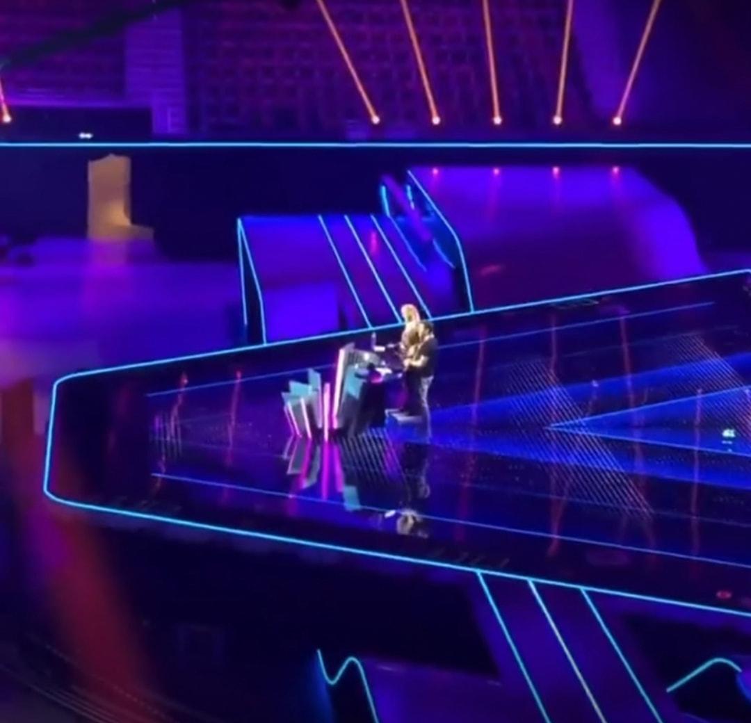 Євробачення 2021: спливли перші фото сцени грандіозного шоу