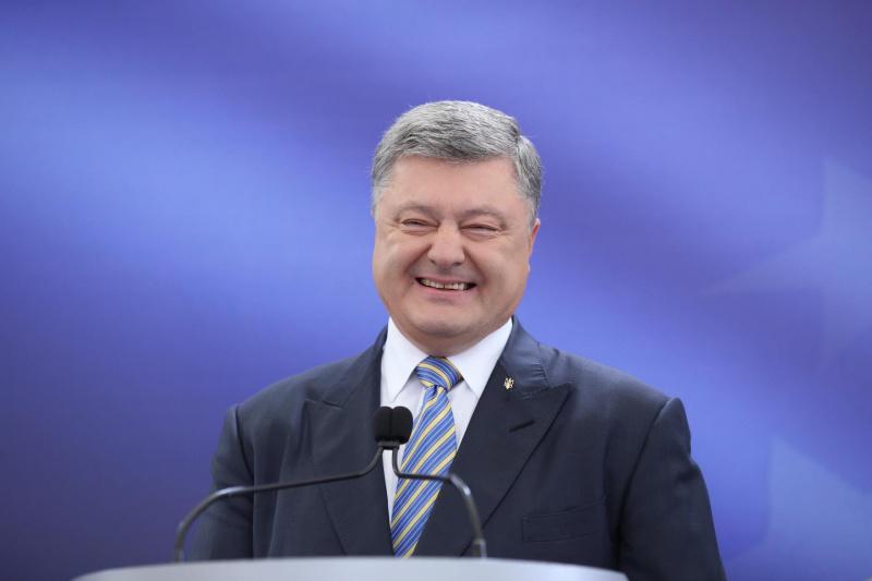 Порошенко: США привлечены курегулированию ситуации вгосударстве Украина