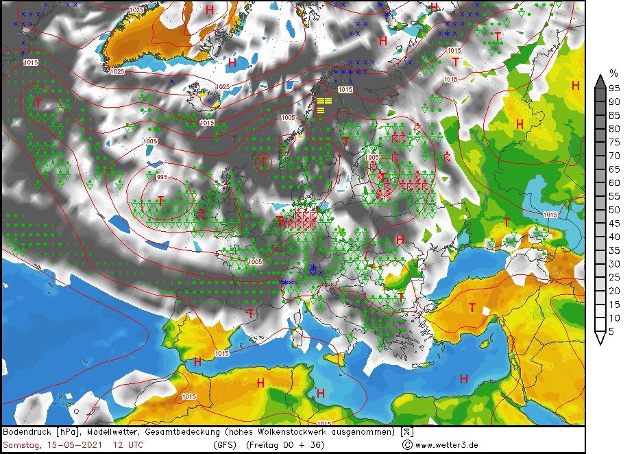 Дощі з грозами та літня спека: синоптики здивували прогнозом погоди на вихідні