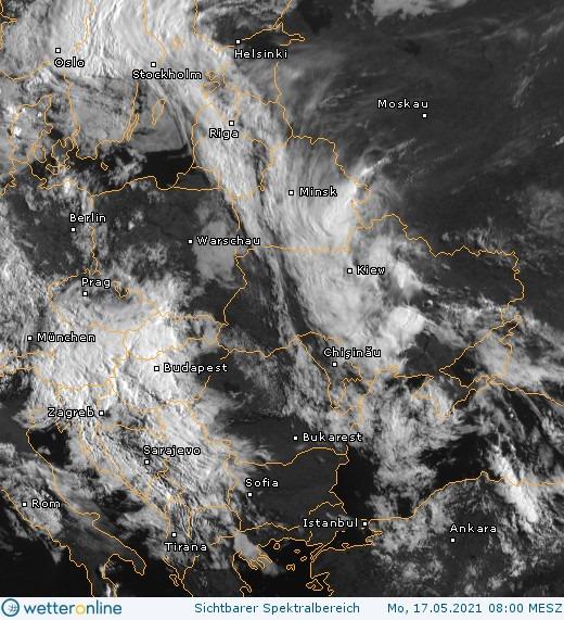 Україну накриває циклоном зі зливами, градом і шквалами: де зіпсується погода