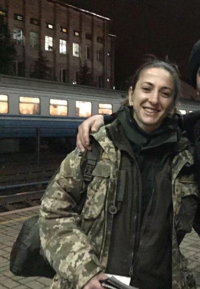 В больнице Киева умерла разведчица-снайпер: возвращалась на фронт после каждой операции (фото)