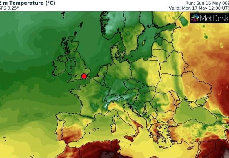 Циклон несет в Украину грозы и похолодание: где и когда ухудшится погода