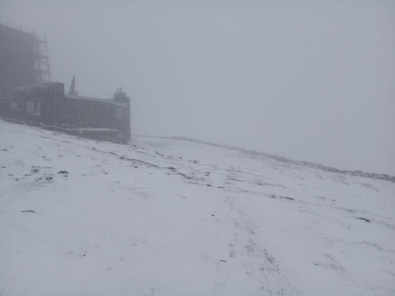 Карпати накриває снігом: з'явилося фото справжньої травневої зими