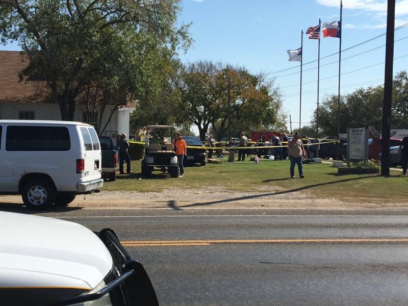 Стрілянина в Техасі: 26 людей загинули, 20 поранені